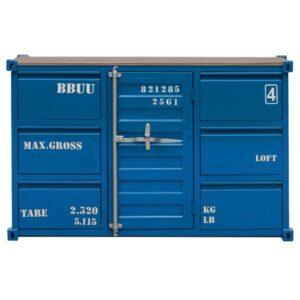 Комод Лофт Sea Container wooden worktop