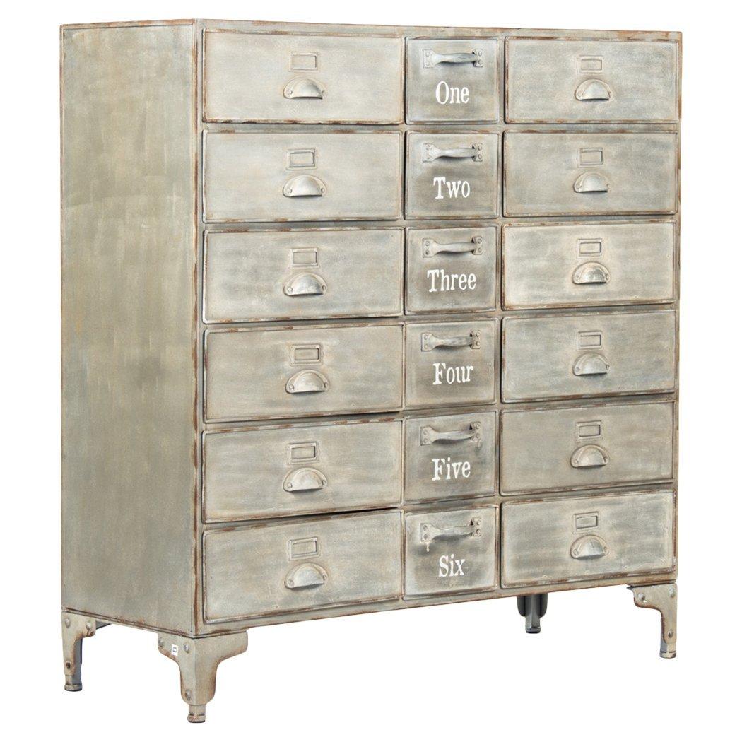 Комод Oscar Drawer Cabinet  - фото 1