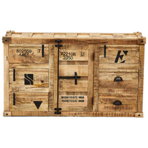 Комод Wooden Loft Box Commode