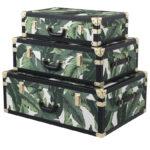 Комплект чемоданов Eichholtz TRUNK BITTERSWEETS SET OF 3  - фото 1
