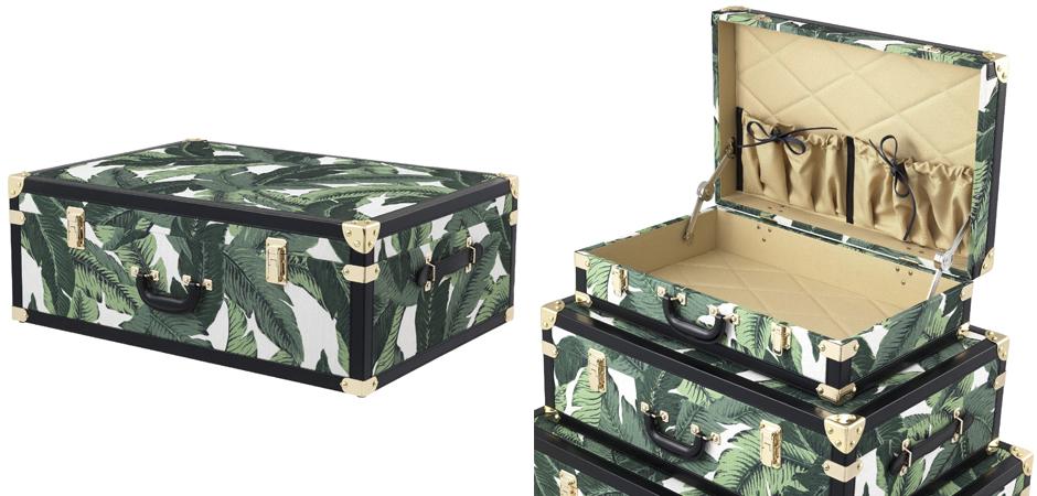 Комплект чемоданов Eichholtz TRUNK BITTERSWEETS SET OF 3  - фото 2