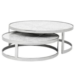 Комплект кофейных столов Eichholtz Coffee Table Fletcher set of 2
