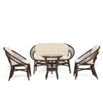Комплект плетеной мебели Ivory  - фото 1