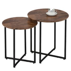 Комплект приставных столов Thomasin Duo Side Table