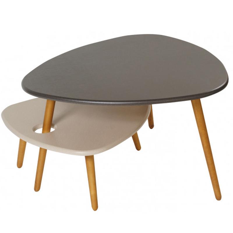 Комплект столиков Michelle duo  - фото 1
