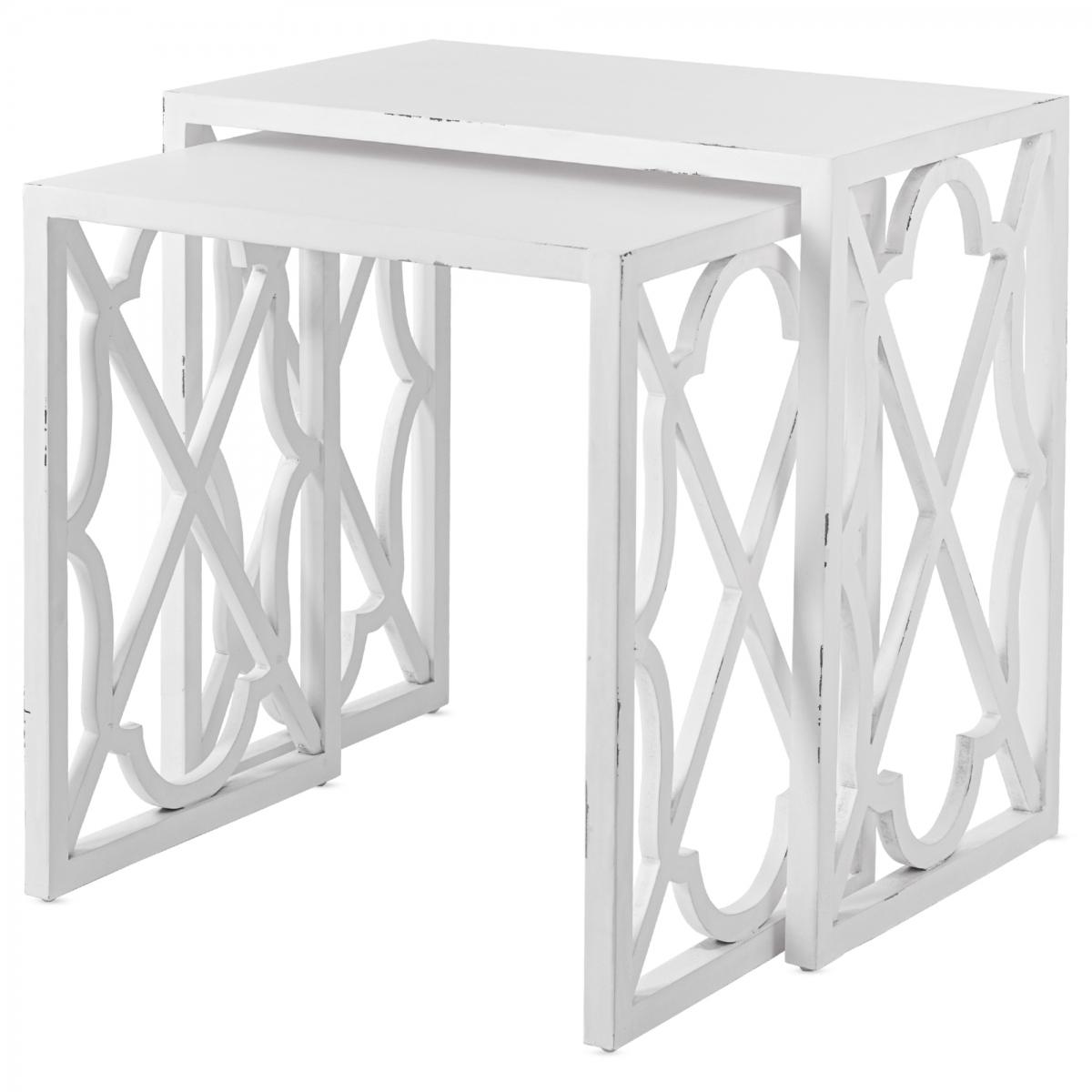 Комплект столиков Tommy Bahama Stovell Ferry Nesting Tables  - фото 1