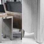Комплект столиков UTTERMOST IMALA NATURAL ASH NESTING TABLE SET OF 2  - фото 3
