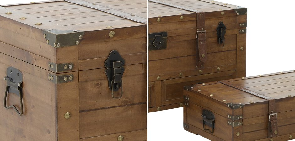 Комплект сундуков Pirate Treasure  - фото 2