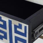 Консоль Insignia Bone Inlay Console 2 DRAWER  - фото 3