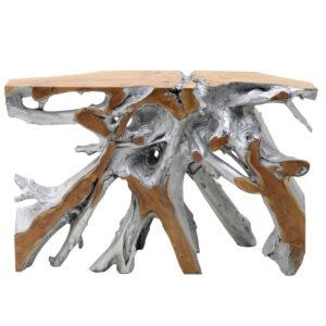 Консоль Luz Wood Console