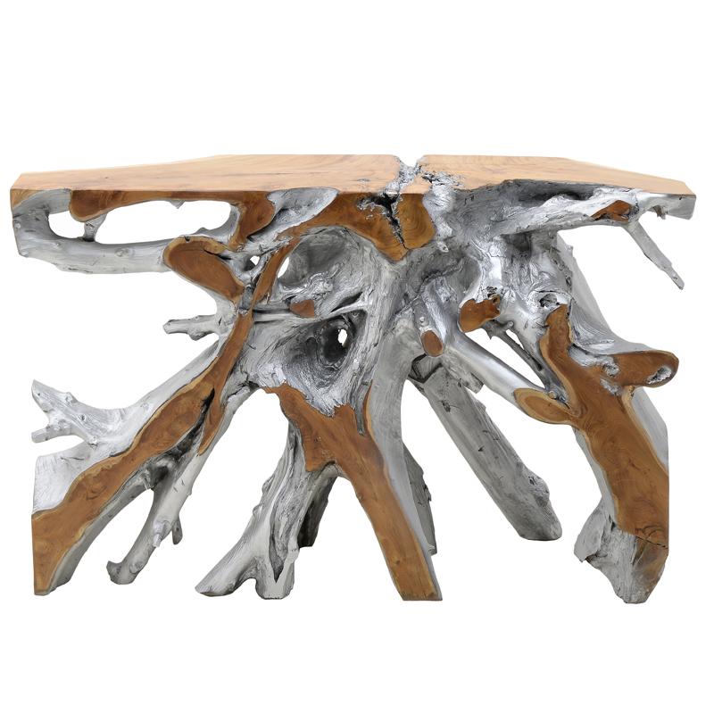 Консоль Luz Wood Console  - фото 1