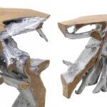 Консоль Luz Wood Console  - фото 2