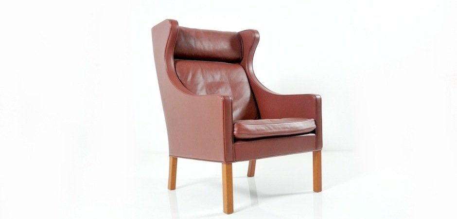 Кресло Borge Mogensen 2204  designed by Børge Mogensen  in 1963 - фото 2