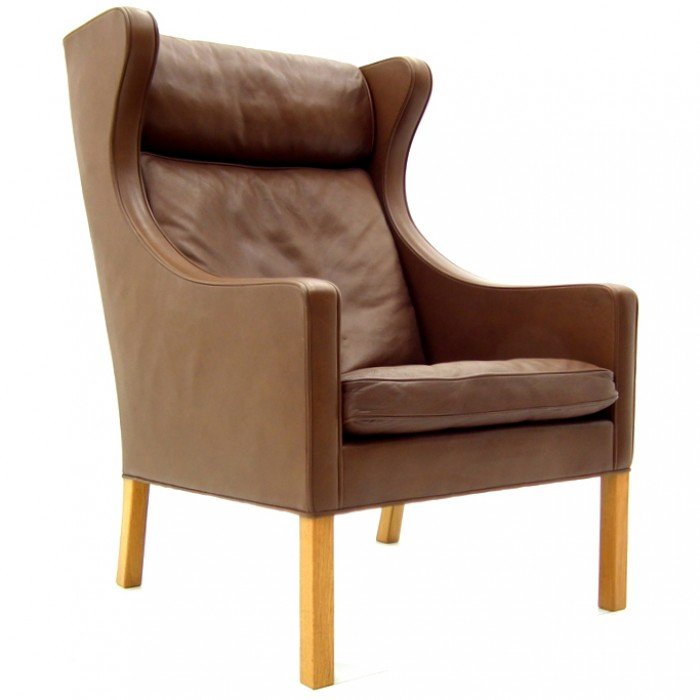 Кресло Borge Mogensen 2204  designed by Børge Mogensen  in 1963 - фото 1