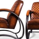 Кресло Comendor brown  - фото 2
