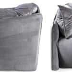 Кресло Defo siver  - фото 2