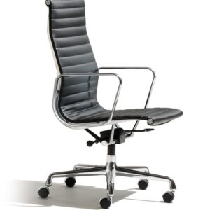 Кресло Eames Aluminum Group Executive Chair  designed by Charles and Ray Eames  in 1958