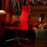Кресло Eames Aluminum Group Executive Chair  designed by Charles and Ray Eames  in 1958 - фото 2