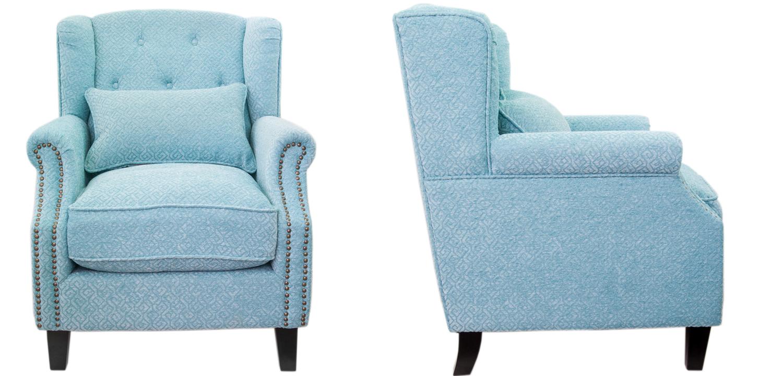 Кресло Edwige Armchair Velour  - фото 2