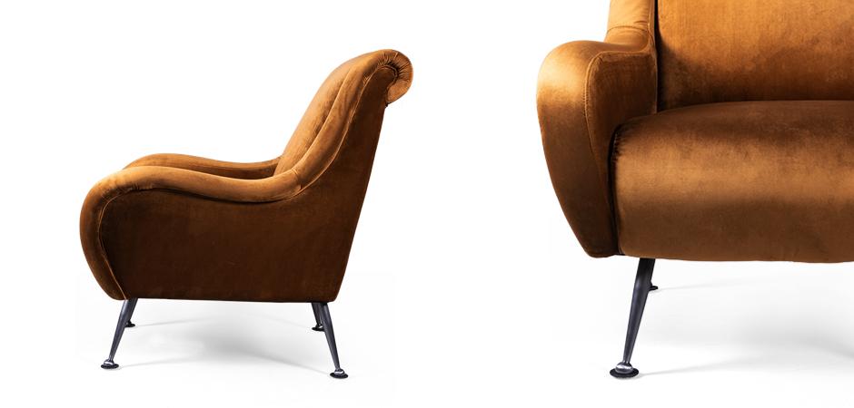 Кресло Chair Giardino ginger  - фото 2