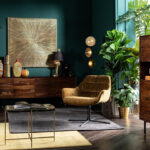 Кресло вращающееся Yellow Honeycomb  - фото 4