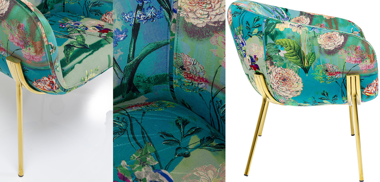 Кресло Impressionist Garden  - фото 3