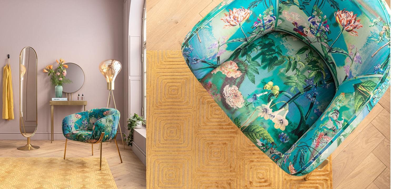 Кресло Impressionist Garden  - фото 2