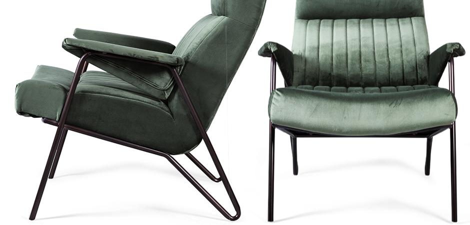 Кресло Solonar green  - фото 2