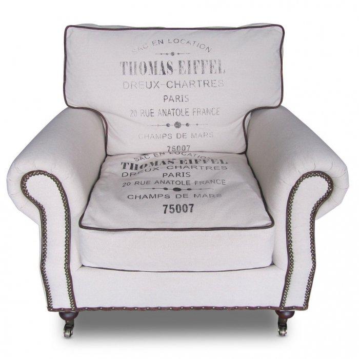 Кресло Tomas-Eiffiel 2   - фото 1