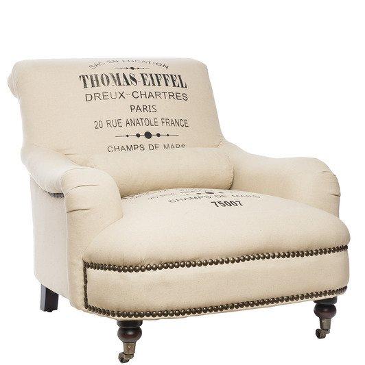 Кресло Tomas-Eiffiel   - фото 1