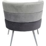 Кресло Gray Velvet Superposition  - фото 3