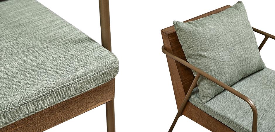 Кресло Aragon Chair  - фото 2