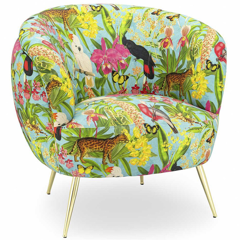 Кресло ARMCHAIR KELLIT Jungle  - фото 1