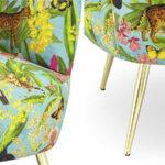 Кресло ARMCHAIR KELLIT Jungle  - фото 3