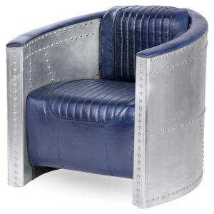 Кресло Aviator Tomcat chair Blue