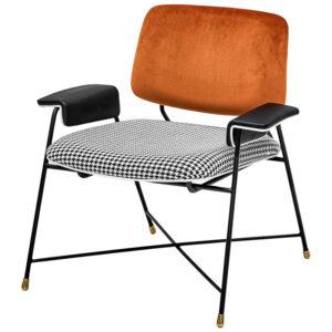 Кресло Bagot Chair Orange