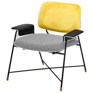 Кресло Bagot Chair Yellow