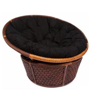 Кресло Bamboo black