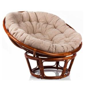 Кресло Bamboo cognac