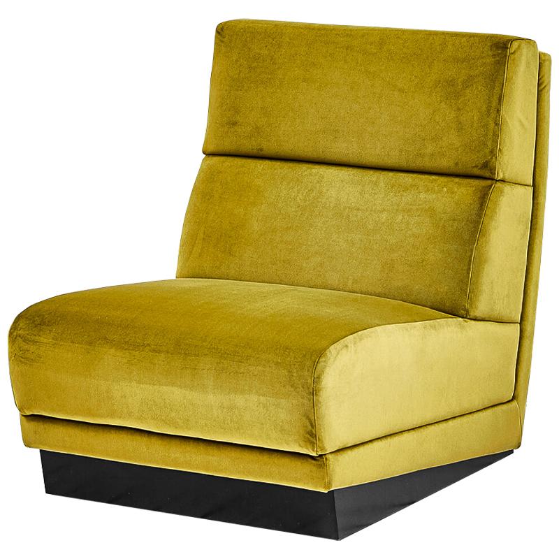 Кресло Berkeley Chair Mustard  - фото 1