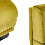 Кресло Berkeley Chair Mustard  - фото 2