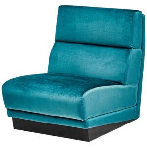 Кресло Berkeley Chair Turquoise