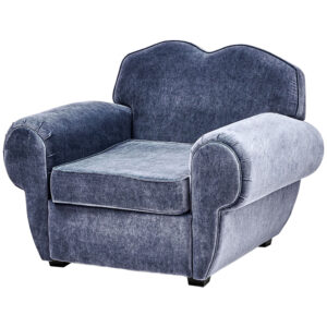 Кресло Braganza Chair Dusty Blueberry