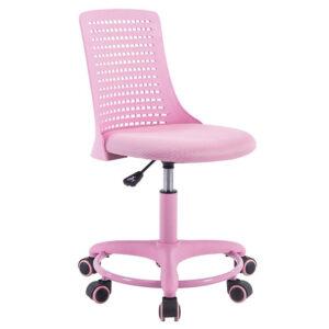Кресло Bright Kiddie Office Chair pink