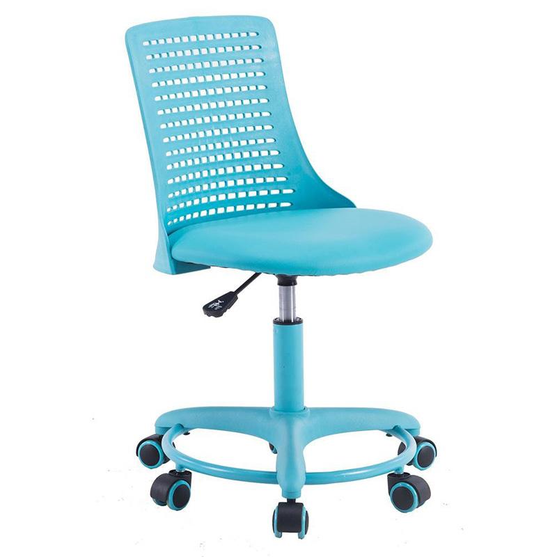 Кресло Bright Kiddie Office Chair blue  - фото 1