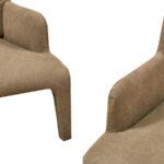 Кресло Callum Armchair light brown  - фото 2