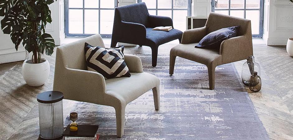 Кресло Callum Armchair light brown  - фото 4