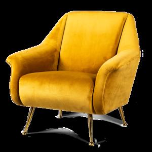 Кресло Camaro gold
