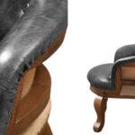 Кресло Capitone Loft Chair Grifite  - фото 2