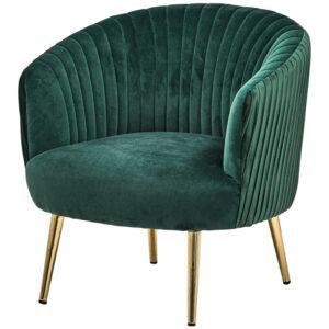 Кресло Christiano Chair green